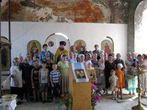Православный приход Троицкой церкви деревни Бисерово