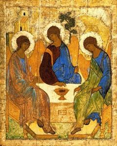 ikona-Andreya-Rubleva-Svyataya-Troica-Pervaya-chetvert-XV-v._1